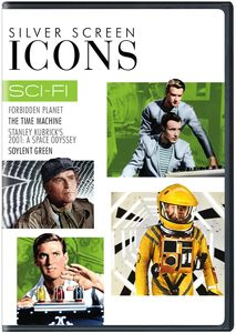 Silver Screen Icons: Sci-Fi