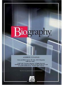 Biography - Andrew Cunanan