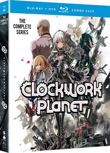 Clockwork Planet: The Complete Series