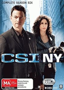 CSI NY: Season 6 [Import]