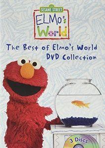 Sesame Street Elmo's World: The Best of Elmo's World: Volume 1