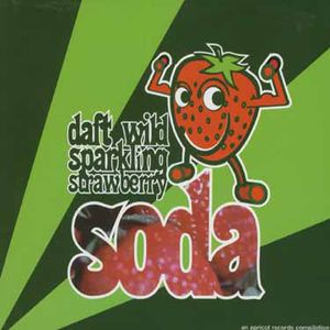 Daft Wild Sparkling Strawberry Soda /  Various