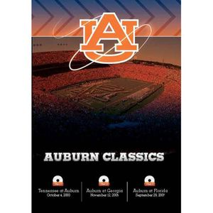 Auburn Sec Classics