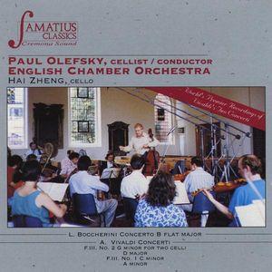Boccherini & Vivaldi Concerti with English Chamber