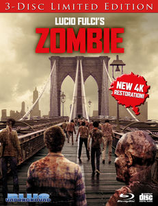 Zombie (3-Disc Limited Edition)