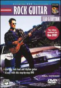 Complete Rock Guitar Method: Beginning Rock Guitar - Lead and Rhythm