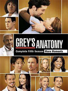 Grey's Anatomy: The Complete Fifth Season