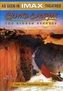 Grand Canyon: The Hidden Secrets