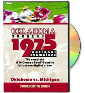 Oklahoma Sooners 1976 National Champions