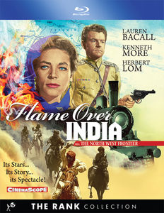Flame Over India (blu-Ray) a.k.a. North West Frontier