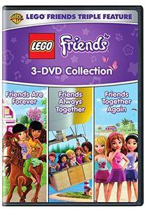 Lego Friends Triple Feature