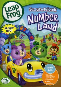 Leap Frog: Scout & Friends: Number Land