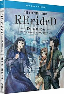 RErideD Derrida, who leaps through time: The Complete Series