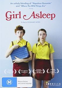 Girl Asleep [Import]