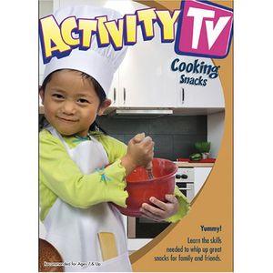 Activity TV: vol. 1 Cooking Snacks