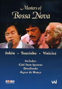 Masters of Bossa Nova Jobim,Vinicius, Toquinho