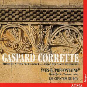 Messe Du 8 Ton Pour L'orgue a L'usage Des Dames
