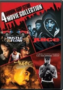 Urban Rap Star: 4 Movie Collection