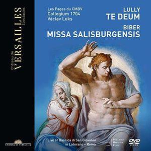 Te Deum /  Missa Salisburgensis