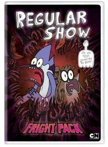 Regular Show - Fright Pack: Volume 4