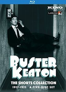 Buster Keaton: The Shorts Collection 1917-1923