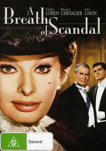 Breath of Scandal [Import]