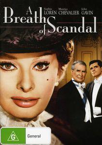 Breath of Scandal [Import]