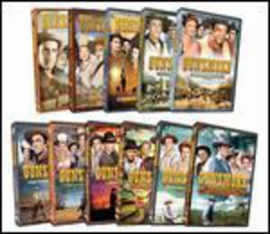 Gunsmoke: Six Season Pack