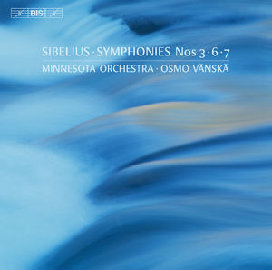 Sibelius: Symphonies 3,6 & 7