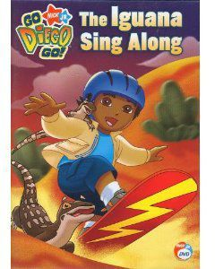 Go Diego Go!: The Iguana Sing Along