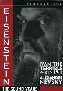 Eisenstein: The Sound Years (Criterion Collection)