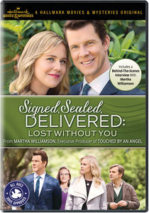 Signed, Sealed, Delivered: Lost Without You , Eric Mabius