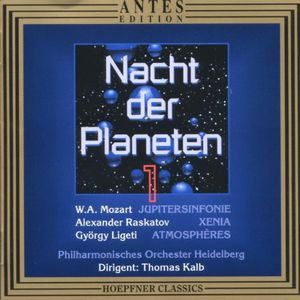 Night of the Planet 1