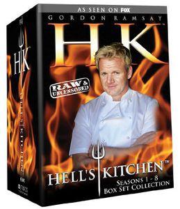 Hell's Kitchen: Seasons 1-8