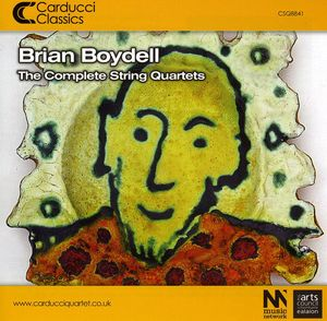Brian Boydell: The Complete String Quartets