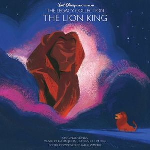 The Lion King: Walt Disney Records Legacy Collection