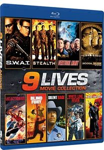 9 Lives - 9 Movie Collection - BD