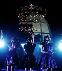 Live Tour 2013 Consolation [Import]
