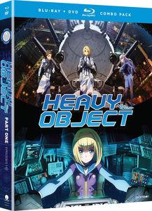 Heavy Object: Season One Part One