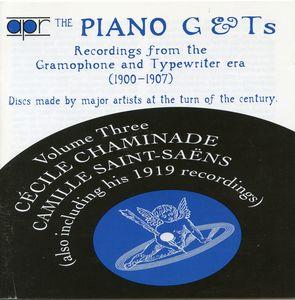 Piano G & TS 3 /  Various