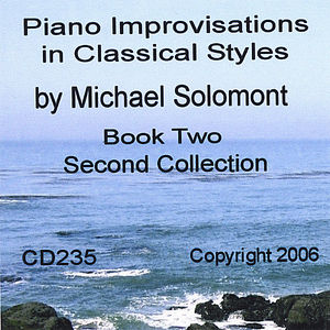 Piano Improvisations in Classical Styles