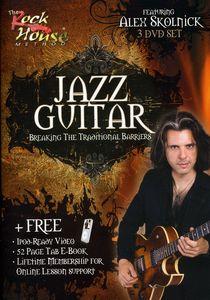 Jazz Guitar a Modern Perspective