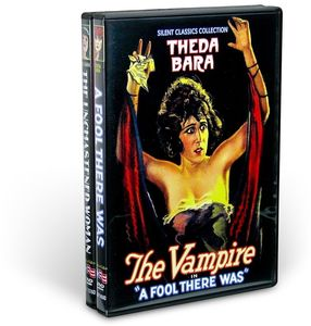 Theda Bara: The Original Vamp (A Fool There Was /  Unchastened