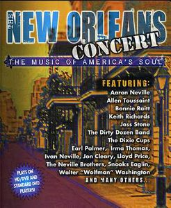 New Orleans Concert: The Music of America's Soul