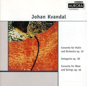 Cto for Violin & Orch /  Antagonia /  Cto for Oboe