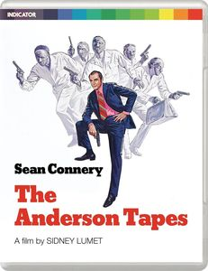 Anderson Tapes (1971): Special Edition [Import]