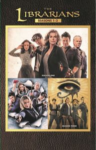 The Librarians: Seasons 1-3 , Noah Wyle