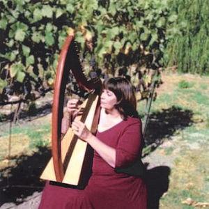 Wine Country Harpist