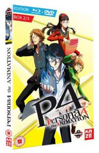 Persona 4 the Animation-Box 2 [Import]