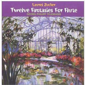 Twelve Fantasies for Flute